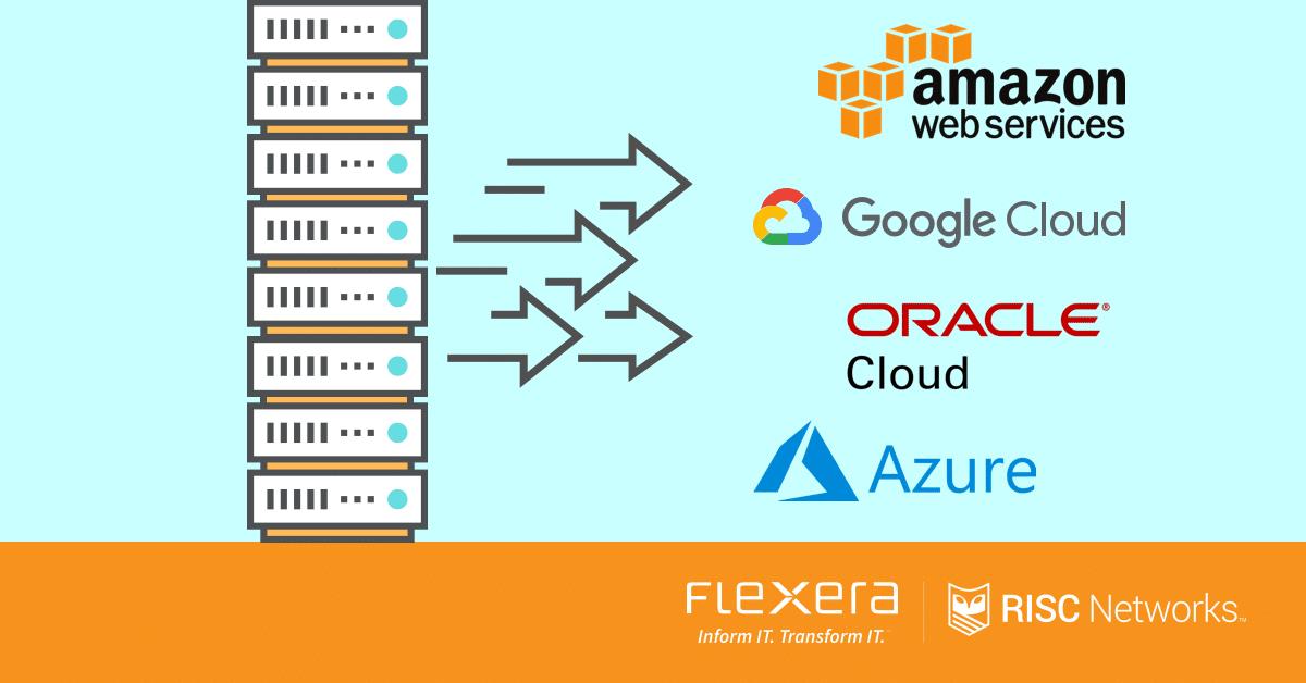 Sechs wichtige Faktoren zur Bewertung der Cloudmigration zu AWS, Azure oder Google