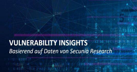 Monat für Monat: Das Software Vulnerability Update von Flexera